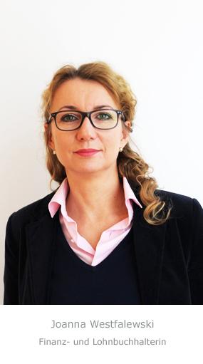 Joanna Westfalewski | Finanz- und Lohnbuchhalterin